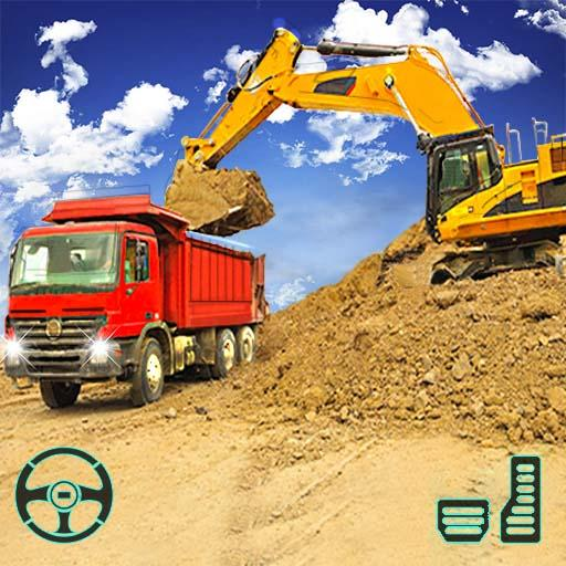 Heavy Construction Mega Road Builder 1.15 (Unlimited money,Mod) for Android