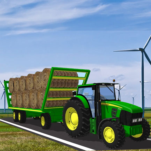 Heavy Tractor Trolley Cargo Sim: Farming Game 2020 1.0 (Unlimited money,Mod) for Android