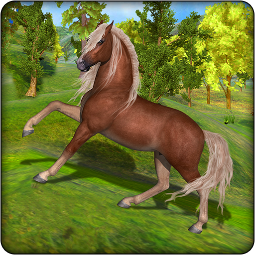 Horse Family Jungle Adventure Simulator Game 2020 3.7 (Unlimited money,Mod) for Android