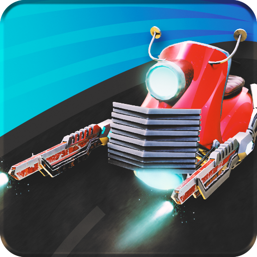 Hover Blaster: Hovercraft Combat Racing Battle 0.4 (Unlimited money,Mod) for Android
