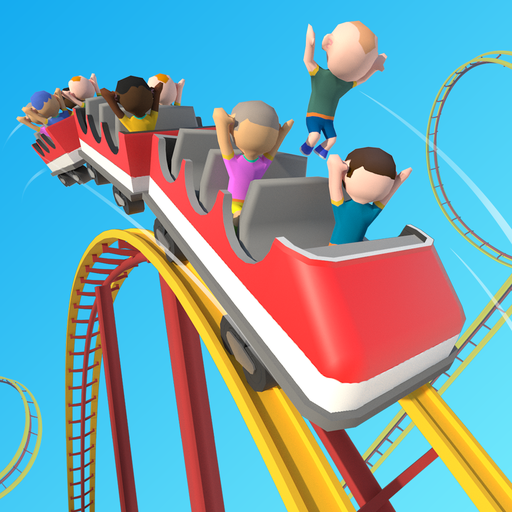 Hyper Roller Coaster 1.5.1 (Unlimited money,Mod) for Android