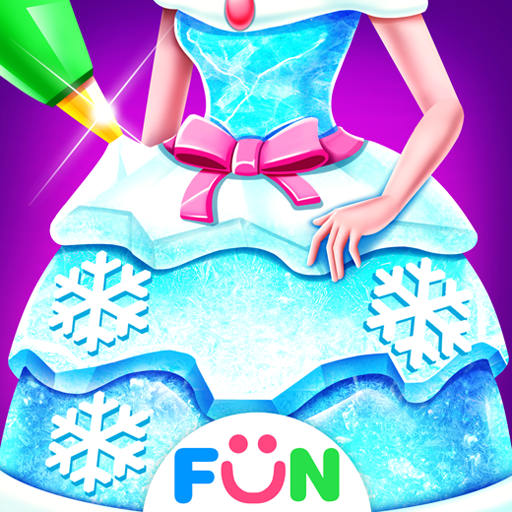 Ice Princess Comfy Cake -Baking Salon for Girls 1.6 (Unlimited money,Mod) for Android
