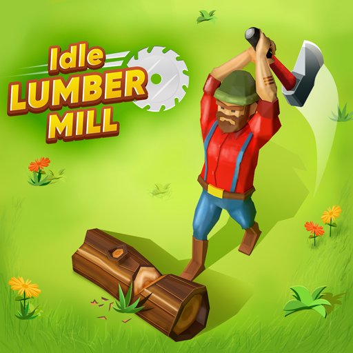 Idle Lumber Mill  1.4.1 (Unlimited money,Mod) for Android