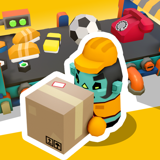 Idle Super Factory  1.1.1 (Unlimited money,Mod) for Android
