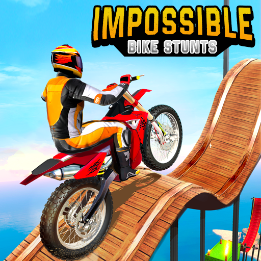 Impossible Bike Stunts 3D – Bike Racing Stunt 1.0.11 (Unlimited money,Mod) for Android