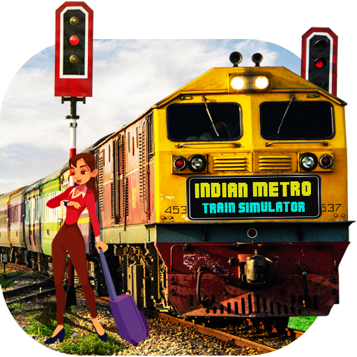 Indian Metro Train Simulator 1.15 (Unlimited money,Mod) for Android