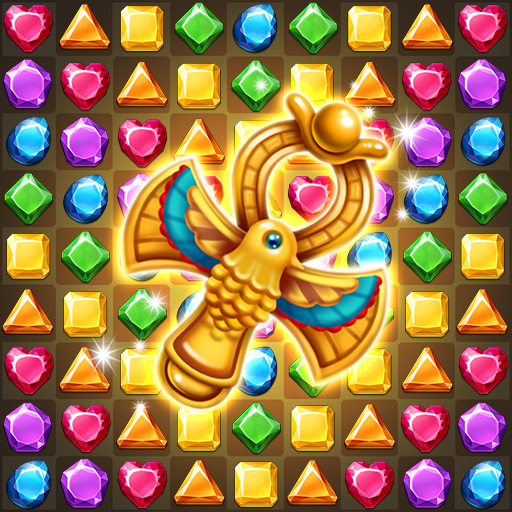 Jewel Land® : Match 3 puzzle 1.0.7 (Unlimited money,Mod) for Android