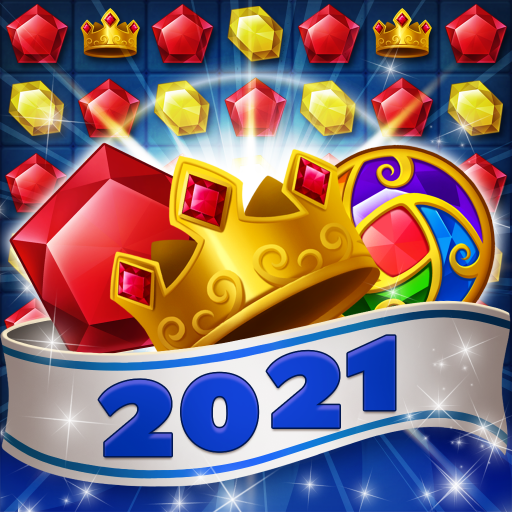 Jewels Fantasy Crush : Match 3 Puzzle  1.4.0 (Unlimited money,Mod) for Android