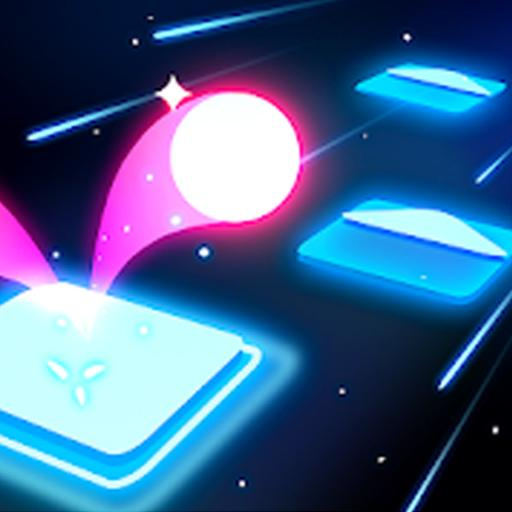 Jump Ball: Tiles and Beats 1.3.3 (Unlimited money,Mod) for Android