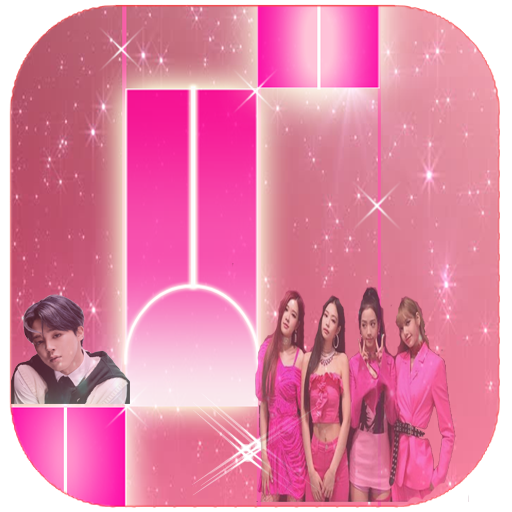 KPOP BTS & Blackpink Piano Tiles  1.2 (Unlimited money,Mod) for Android
