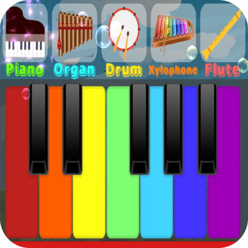 Kids Piano 1.17 (Unlimited money,Mod) for Android