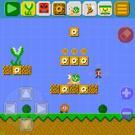 LEVEL MAKER 1.3.4 (Unlimited money,Mod) for Android