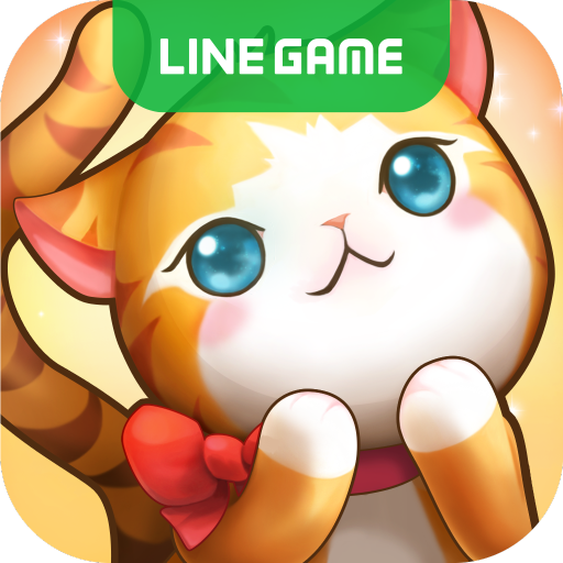 LINE Cat Café 1.0.19 (Unlimited money,Mod) for Android