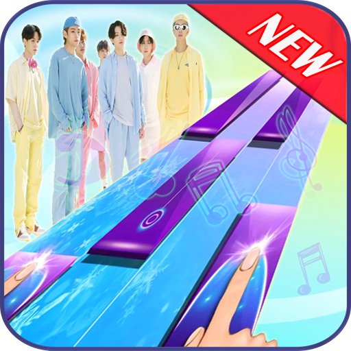 Life Goes On BTS Piano Game Magic 1.4 (Unlimited money,Mod) for Android