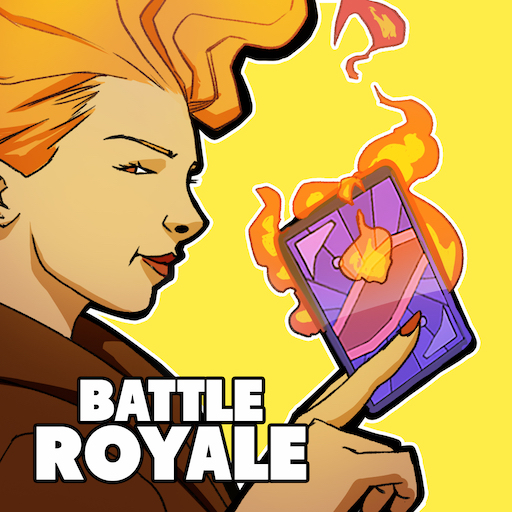 Lockdown Brawl: Battle Royale Card Duel Arena CCG 2.1.0 (Unlimited money,Mod) for Android