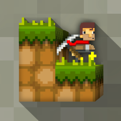 LostMiner: Block Building & Craft Game v1.4.3a (Unlimited money,Mod) for Android