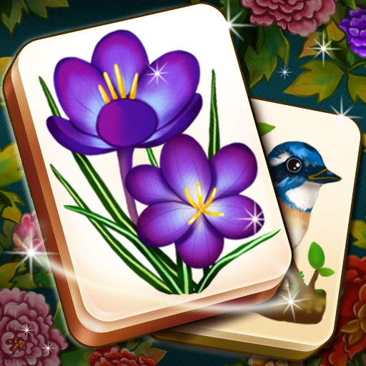 Mahjong Blossom Solitaire 1.0.5 (Unlimited money,Mod) for Android