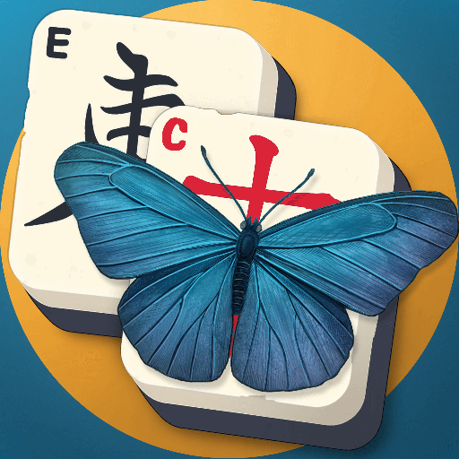Mahjong solitaire Butterfly 1.1 (Unlimited money,Mod) for Android