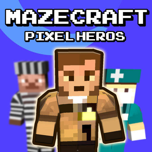 Maze Craft : Pixel Heroes 1.35 (Unlimited money,Mod) for Android