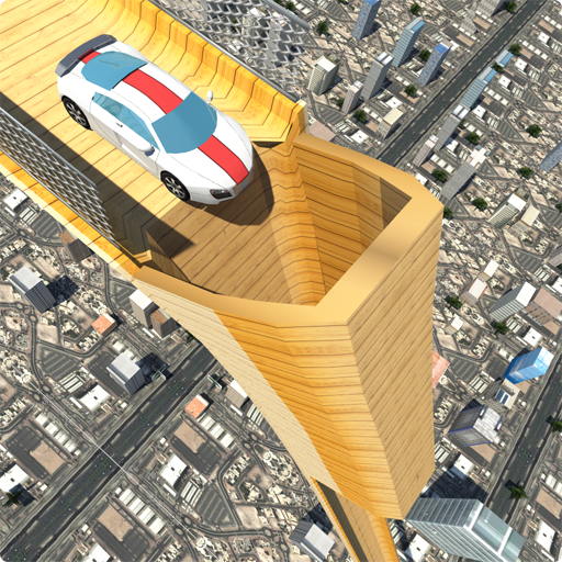 Mega Ramp: Impossible Stunts 3D  2.4 (Unlimited money,Mod) for Android
