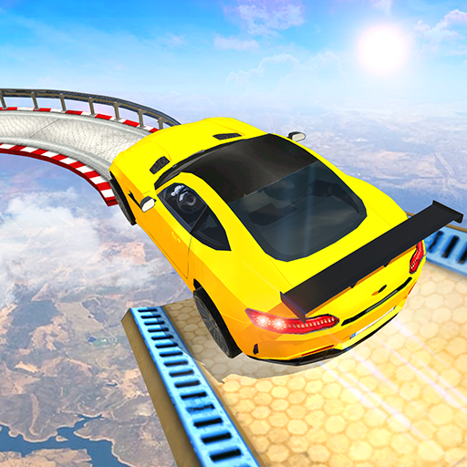 Mega Ramps Ultimate Car Jumping – Impossible Drive 10.5 (Unlimited money,Mod) for Android