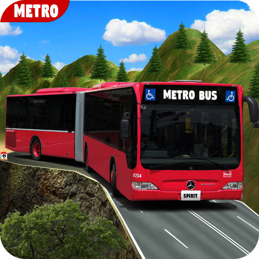 Metro Bus Simulator Drive 1.6 (Unlimited money,Mod) for Android