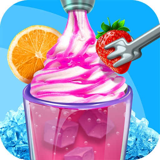 🥤🥤Milkshake Cooking Master 3.1.5038 (Unlimited money,Mod) for Android