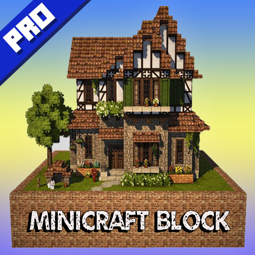 Mini Block Craft – Building and Crafting 2021 1.1 (Unlimited money,Mod) for Android
