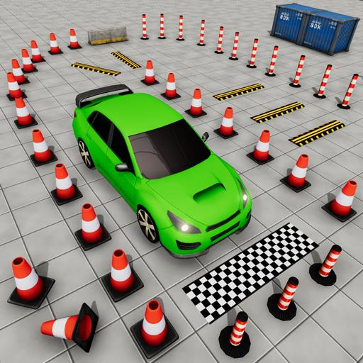 Modern Car Parking Game 3d: Real Driving Car Games 21 (Unlimited money,Mod) for Android