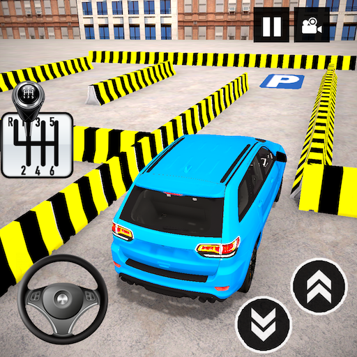 Modern Car Parking Simulator – Best Parking Games 1.0.8 (Unlimited money,Mod) for Android