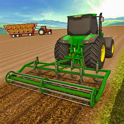 Modern Farming Simulation: Tractor & Drone Farming  3.1 (Unlimited money,Mod) for Android