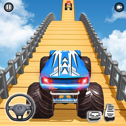 Monster Truck Stunts: Offroad Racing Games 2020 0.8 (Unlimited money,Mod) for Android