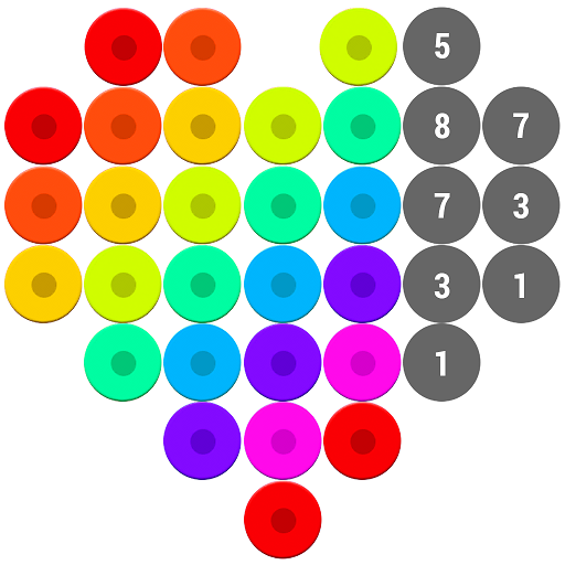 Mosaic Color by Number – Hex Puzzle Beads For Kids 1.7 (Unlimited money,Mod) for Android