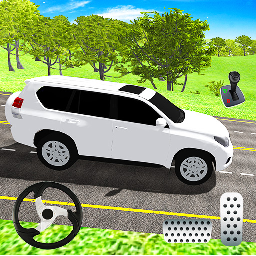 Mountain Car Driving Prado Game: Luxury Jeep 2020 0.1 (Unlimited money,Mod) for Android