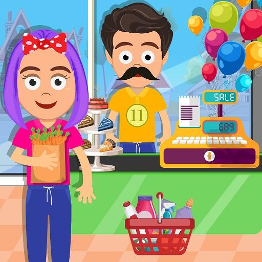My Shopping Mall Life: Pretend Fun Town Games 1.0.7 (Unlimited money,Mod) for Android