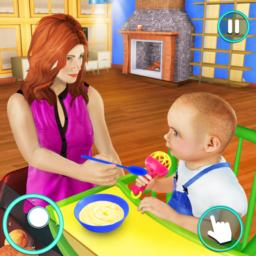 New Baby Single Mom Family Adventure 1.1.2 (Unlimited money,Mod) for Android
