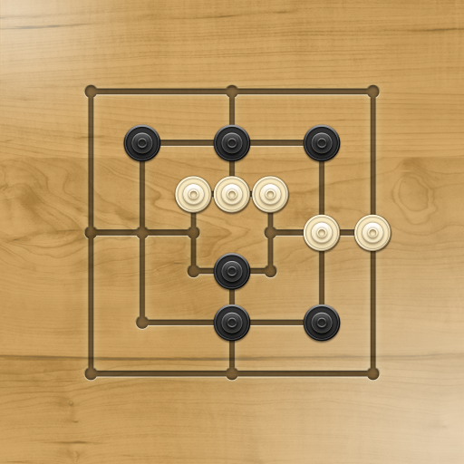 Nine men's Morris – Mills – Free online board game  2.12.2 (Unlimited money,Mod) for Android