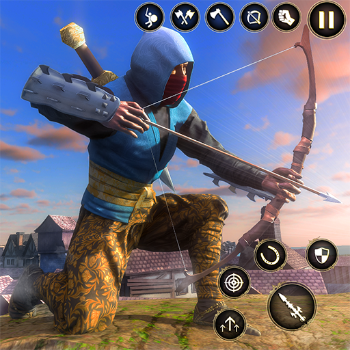 Ninja Assassin Samurai 2020: Creed Fighting Games  2.9 (Unlimited money,Mod) for Android