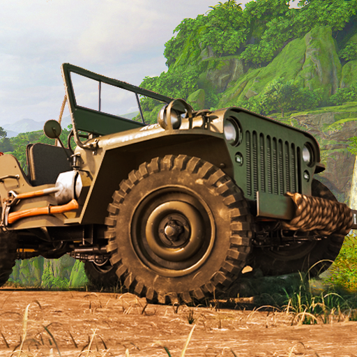 Offroad Jeep Driving & Racing stunts 2.1.7 (Unlimited money,Mod) for Android
