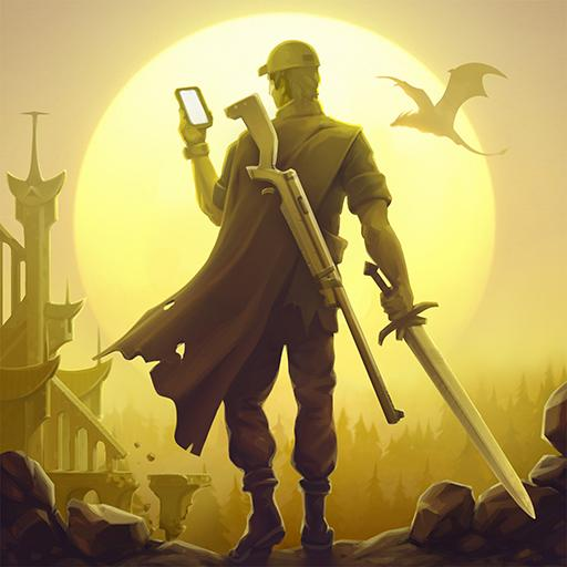 Outlander: Fantasy Survival 5.3 (Unlimited money,Mod) for Android