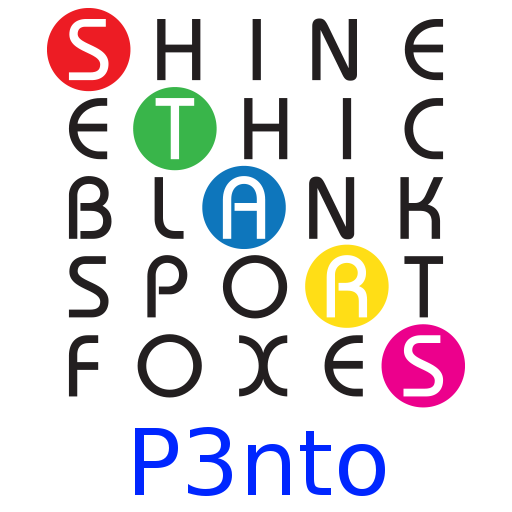 P3nto–The Five-Letter Word Game 2.299 (Unlimited money,Mod) for Android