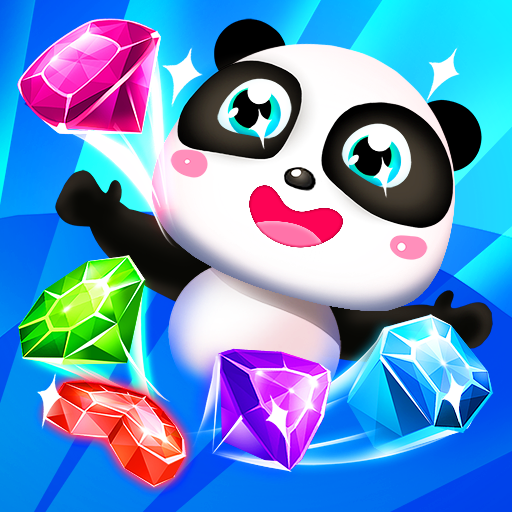 Panda Gems – Jewels Match 3 Games Puzzle 2.2.9 (Unlimited money,Mod) for Android