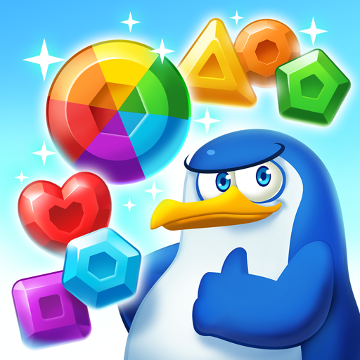 Penguin Puzzle Party 2.4.0 (Unlimited money,Mod) for Android