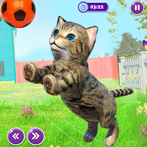 Pet Cat Simulator Family Game Home Adventure 1.5 (Unlimited money,Mod) for Android