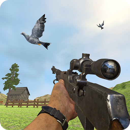 Pigeon Hunting: Hunt & Shooting Bird Games 1.1.6 (Unlimited money,Mod) for Android