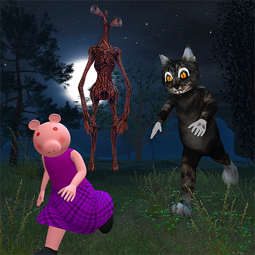 Piggy Chapter 1 Game – Siren Head MOD Forest Story 1.1 (Unlimited money,Mod) for Android
