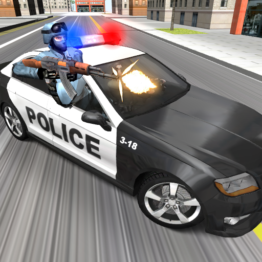 Police Car Racer 3D 19 (Unlimited money,Mod) for Android