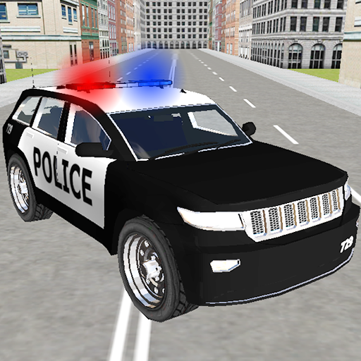 Police Traffic Racer 13 (Unlimited money,Mod) for Android