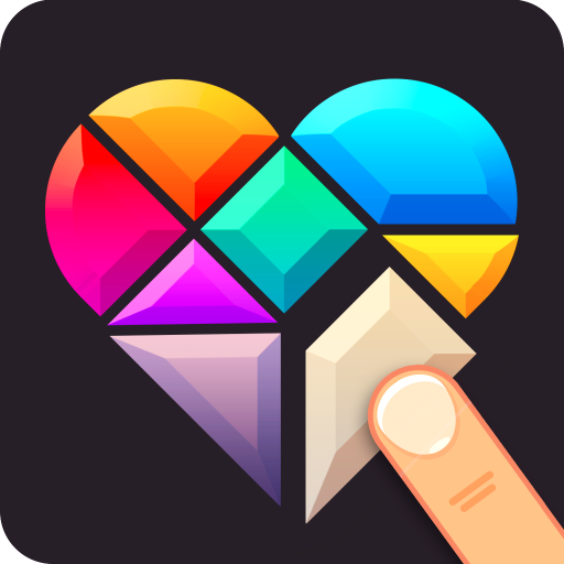 Polygrams – Tangram Puzzle Games 1.1.45 (Unlimited money,Mod) for Android