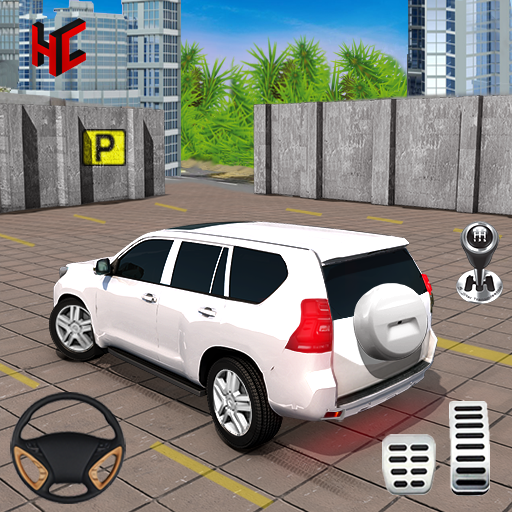 Prado luxury Car Parking: 3D Free Games 2019 7.0.3 (Unlimited money,Mod) for Android